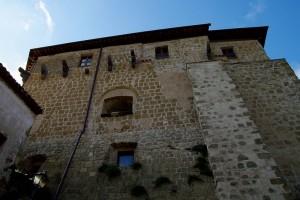 La parte nascosta della Rocca