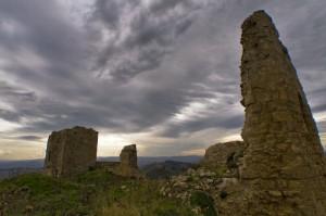La rocca di Agira