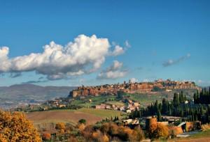 Orvieto e la nuvola