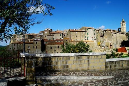 Farnese - Altra inquadratura del borgo