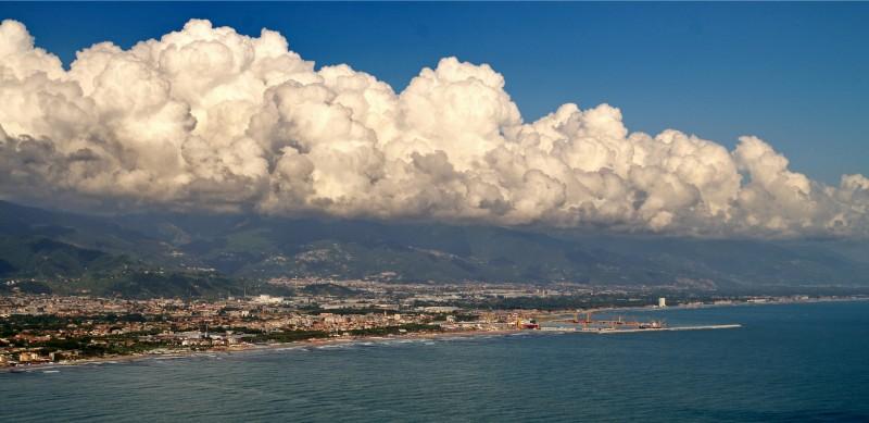 ''tra liguria e toscana'' - Carrara