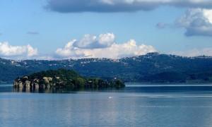 Montefiascone visto da Capodimonte