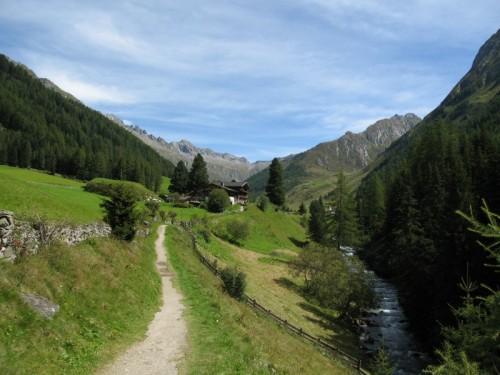 Valle Aurina - FONDO VALLE