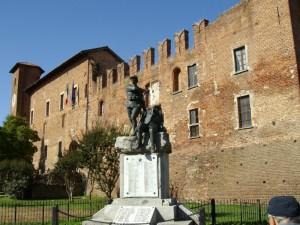 Binasco il Castello Visconteo