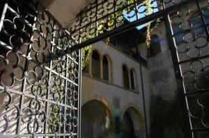 Scorcio al Castello d'Ivano