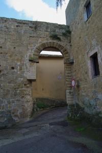 """La porta di una rocca """" PIANIANO frazione di CELLERE """""""