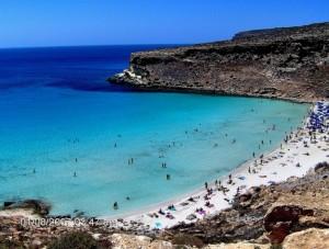 Lampedusa ed i suoi vivdi colori