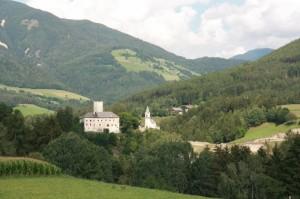 Il castello di Riscone