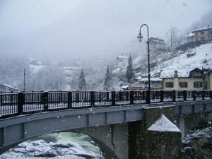 Nevicata aprile 2009!