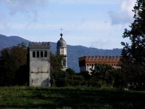 Villa-castello Lucheschi