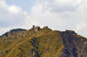 La rocca di Francavilla di Sicilia