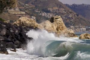 La torretta della Spiaggia di Spisone