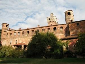 antiche mura a Macello