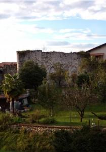 Rovine del Castello di Grantola