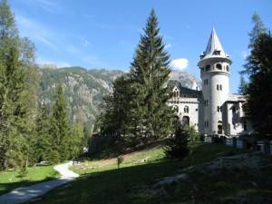 il castello di margherita