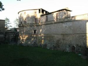 il castello nel borgo