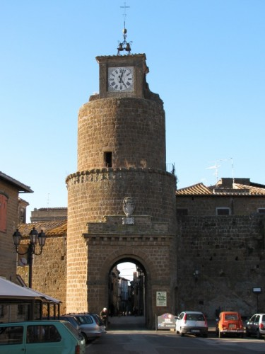 Barbarano Romano - Porta Romana