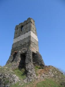 Torre Selce sull'Appia Antica