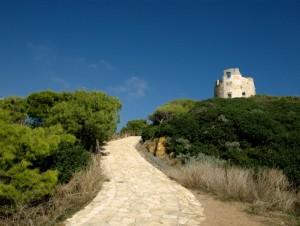 la torre di Chia