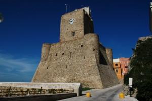un castello sul mare del Molise