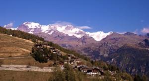 Ayas, la sua valle e le sue frazioni