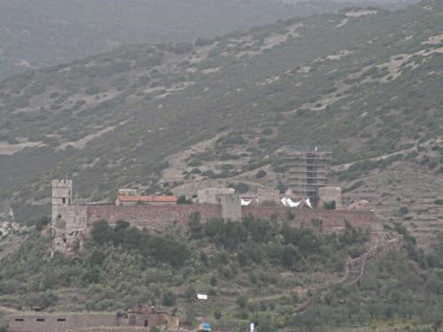 Bosa - Bosa - castello dei Malaspina .