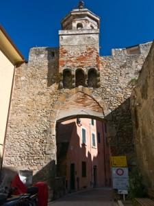 Porto Ercole - la rocca spagnola