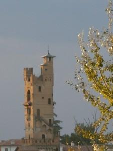 la torre incantata
