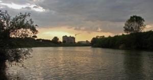 Pontedera dal fiume