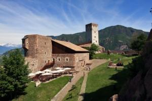 Castel Firmiano, corpo centrale