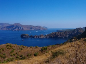 Il Braccio di Vulcano - Isola di Vulcano