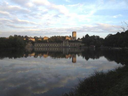 Trezzo sull'Adda - Acqua e cielo