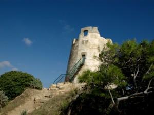 la torre di Chia 2