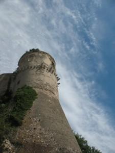 Bastione del castello Angioino - Aragonese (ex carcere militare)
