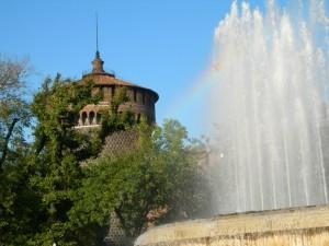 la torre e l'acqua