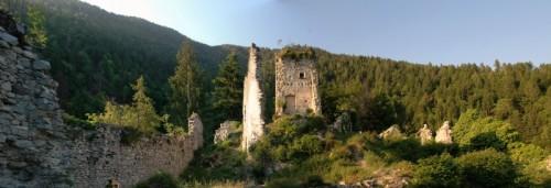 Telve di Sopra - Ruderi dell'Antico Castel Alto