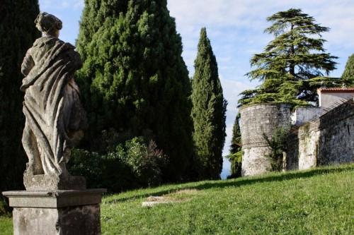 Premariacco - Torre d'angolo di Rocca Bernarda