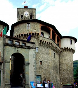 Castelnuovo Garfagnana Rocca Ariostesca