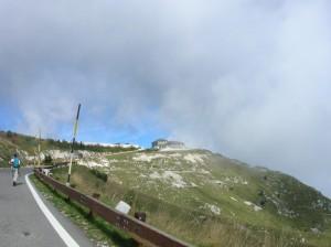 Rifugio Bassano a Cima Grappa