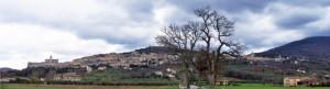 La strada per Assisi
