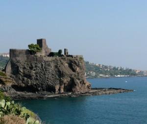Il castello che fu … sul mare