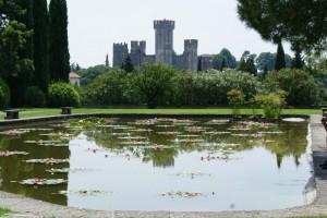il castello di valeggio