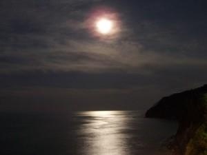 Il mare visto dal Passetto di Ancona