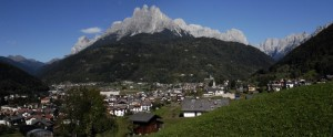 Valle del Primiero e le Pale di San Martino