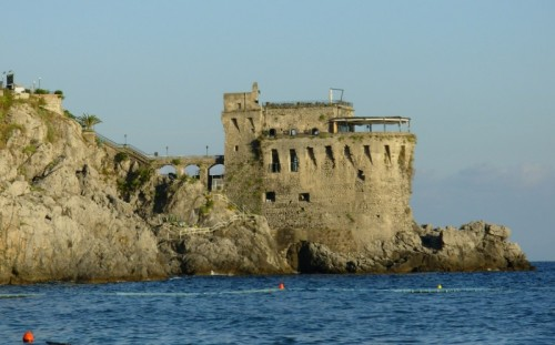Maiori - Torre dei saraceni