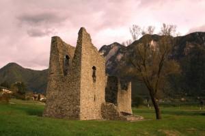 Le Torri Romane di Marter Valsugana