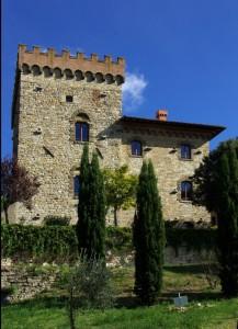Rignano sull' Arno  Castello di Volognano