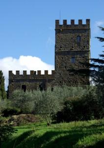 Castello di Pratelli Incisa in Val d'Arno