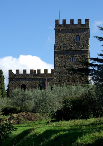 Incisa in Val d'Arno - Castello di Pratelli Incisa in Val d'Arno