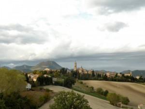 Apiro e Monte San Vicino